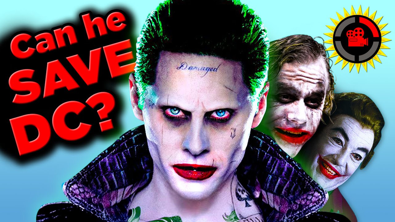 Film Theory Can The Joker Save Dc Films Suicide Squad Pt 2