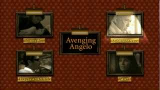 AVENGING ANGELO - Menu DVD
