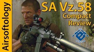 ares sa vz 58 airsoft rifle review   evike com   airsoftology