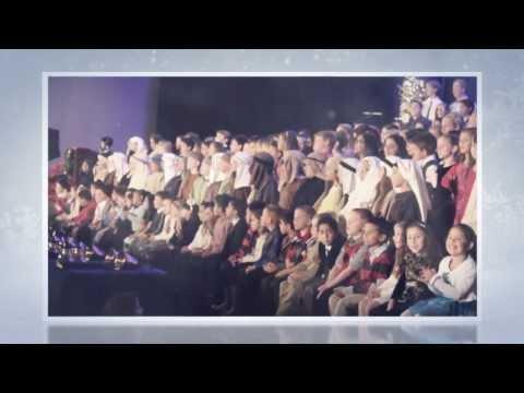Santa Sophia Academy Celebrates Christmas