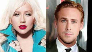 Actor Ryan Gosling Talks About Singer Christina Aguilera
