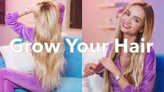 Grow Long Hair | Your Scientific Hair Growth Guide