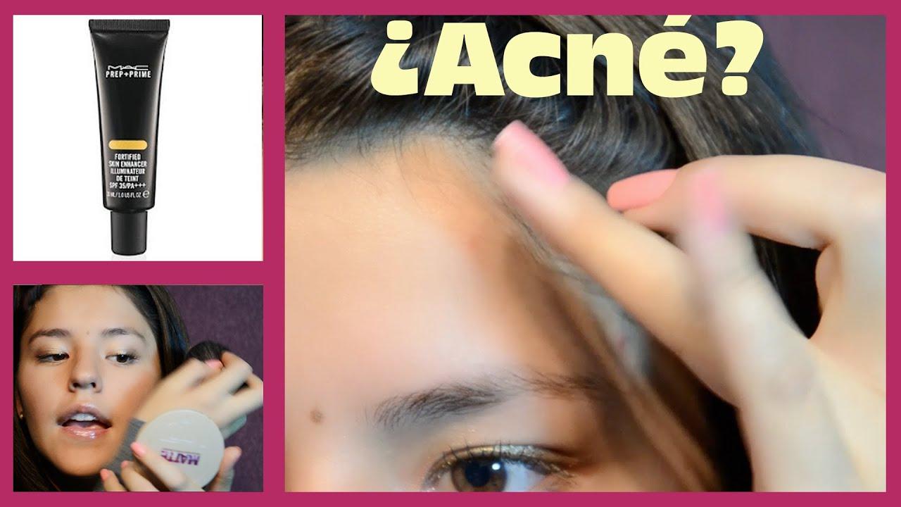 El mejor maquillaje para la piel adolescente