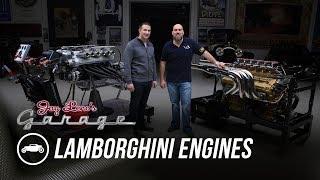 lamborghini-engines-350-gt-and-8-liter-marine-jay-leno-s-garage