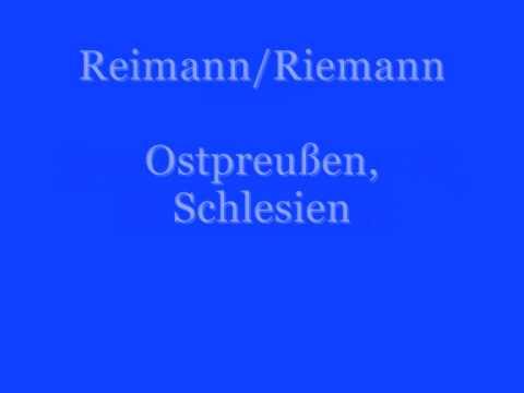 Deutsche Familiennamen aus Ostdeutschland