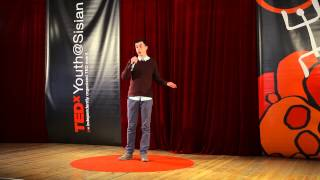 The small steps map your life   Hayk Mkrtchyan   TEDxYouth@Sisian
