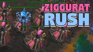Ziggurat Rush - Warcraft III Reforged Beta