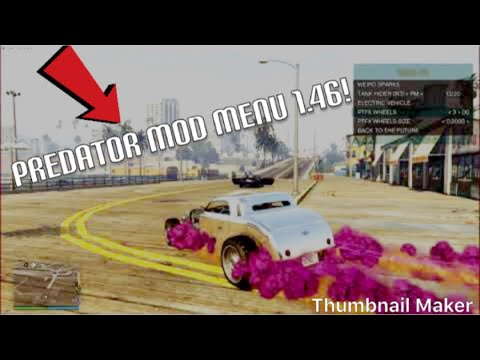 Gta 5 Predator Mod Menu 1 46 (Paid)