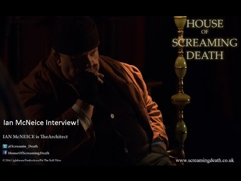 Ian McNeice talks House of Screaming Death!