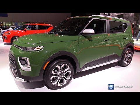 2020 KIA Soul - Exterior and Interior Walkaround - 2019 Detroit Auto Show