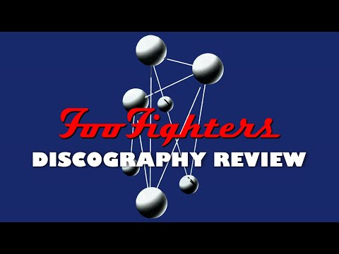 Foo Fighters - The Colour and the Shape ALBUM REVIEW