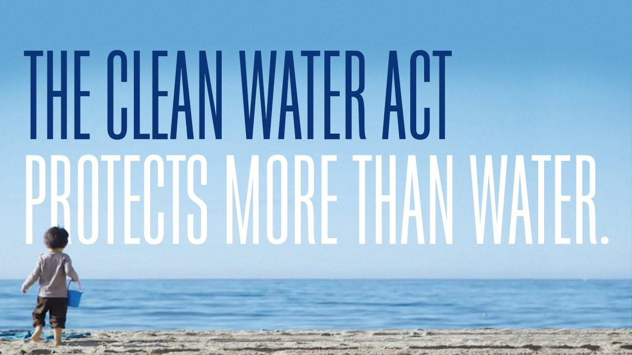 Image result for clean water act