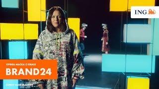 Maciek feat. Nosowska dla firmy Brand24 | Dobry Głos Dla Firm | ING Bank Śląski