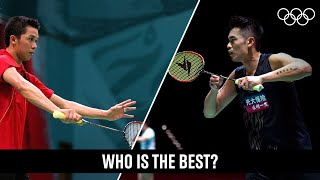 Who are the legends of Olympic badminton? Ft. Taufik Hidayat