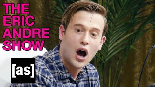 Tyler Henry Interview | The Eric Andre Show | adult siwm