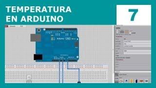 Curso Arduino 7: Temperatura