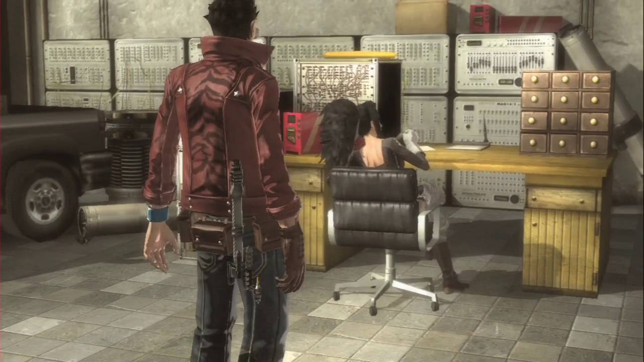 No More Heroes Blind For Ps Jugs A Booty Instructor