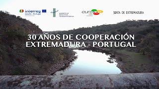 30 AÑOS COOPERACION - EUROACE (Alentejo - Centro - Extremadura)
