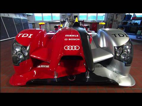 24h Rennen Le Mans 2010: Audi R15 plus 24h Rennen Le Mans 20