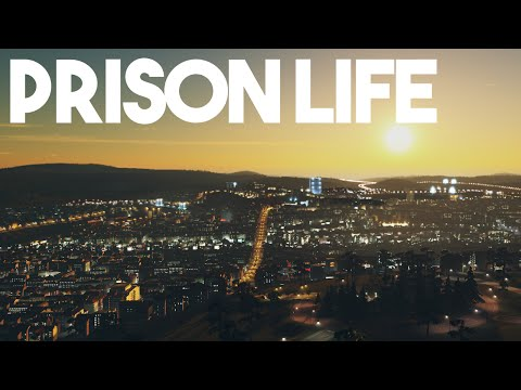 Cities Skylines :: Prison Life for Me!