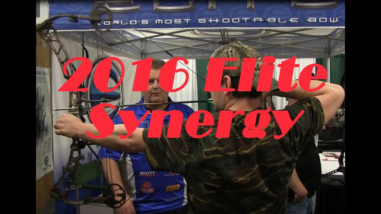 2016 Elite Synergy Compound Bow Review