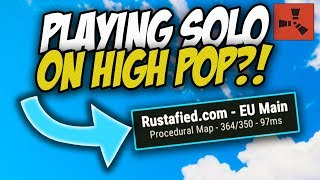 play rust solo
