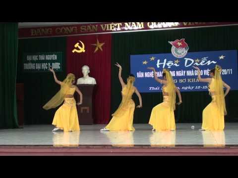 Múa Ấn Độ