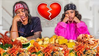 Exposing The Truth💔..| SEAFOOD BOIL MUKBANG