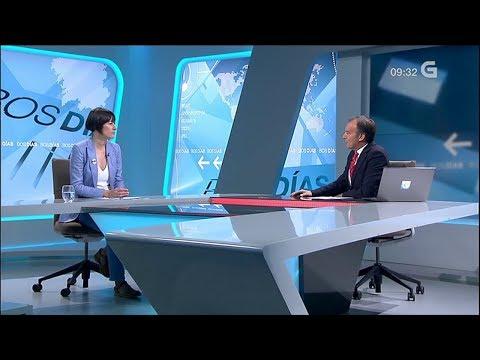 Entrevista a Ana Pontón na TVG [16-07-2019]