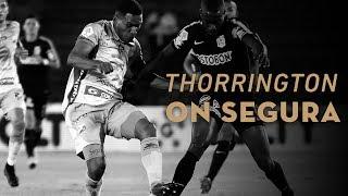 John Thorrington Discusses New Signing Eddie Segura