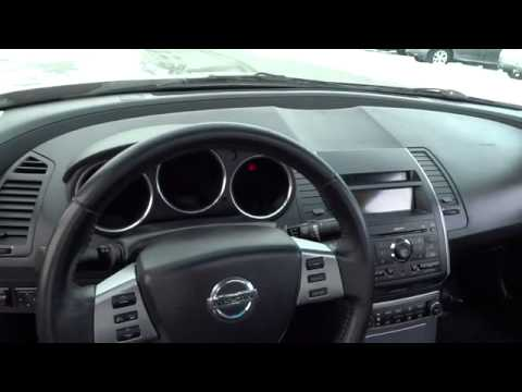 2008 Nissan Maxima Youtube