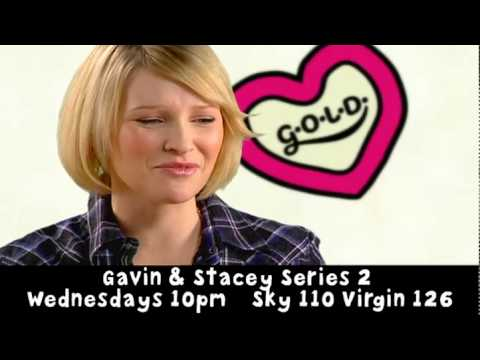 Joanna Page  Part 1 Gavin and Stacey on G.O.L.D.