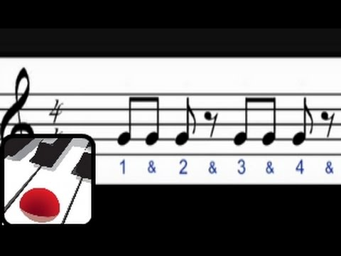 rests | music notation rhythm part 3 | Lesson #14 - The Piano Chord Book