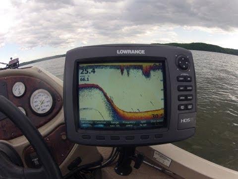 Bass Fishing - Ledge Fishing