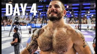 The CrossFit Games 2019: Day 4