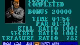 Wolfenstein 3D - How far can you go?