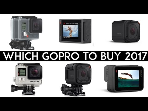 Which GoPro to Buy 2017 | RWR