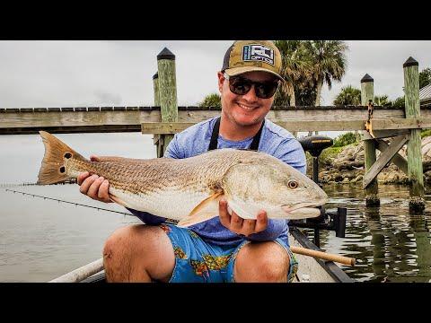 Flats Fishing For Snook, Tarpon, And Redfish! (ft. Luke Dombrowski)