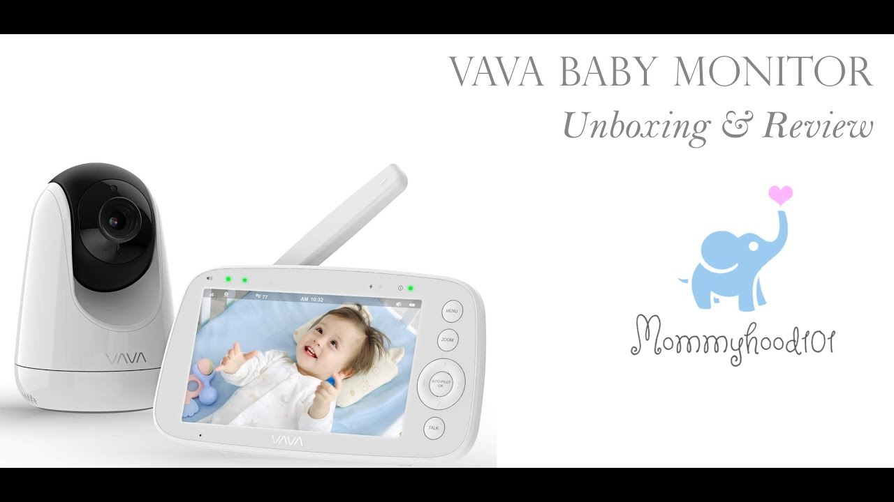 Baby Camera Mount Monitor Holder for Hello Baby Philips Motorola Monitor Blue