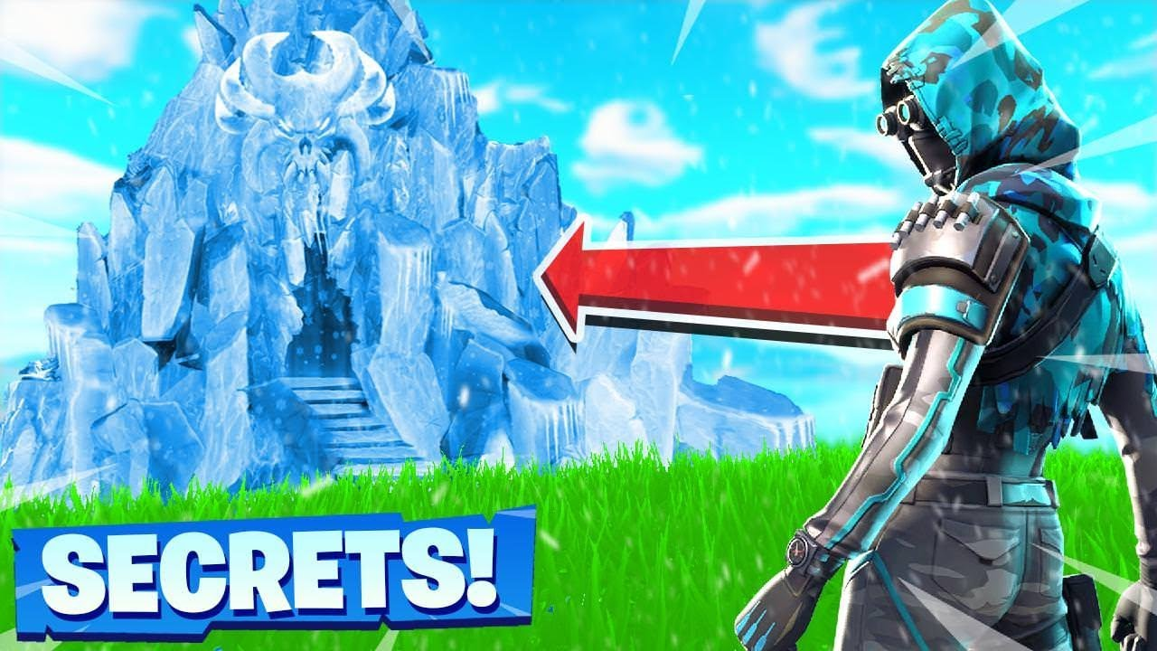 Fortnite Season 7 Map Changes Secret Fortnite Update You Dont Know