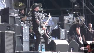 Hellyeah, Cowboy Way, LIVE@,Graspop,2013,1080