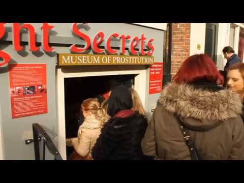 Museum of Prostitution Amsterdam ( Red Light Secrets)