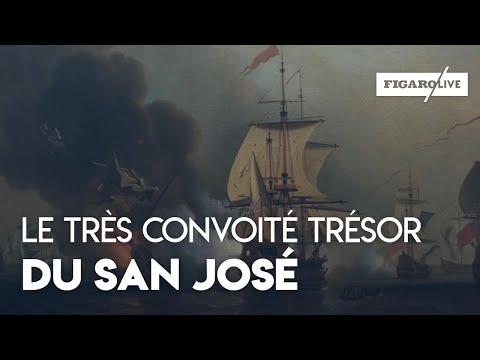 Qui remportera le trésor du San José ?