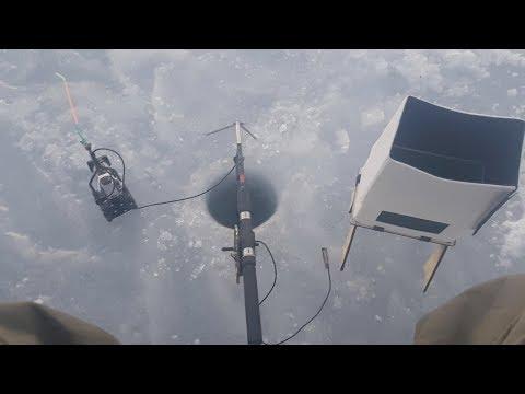 Видеоудочка бухта Парис о Русский  Underwater Camera Fishing In Winter