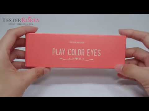 Play Color Eyes (Juice Bar)