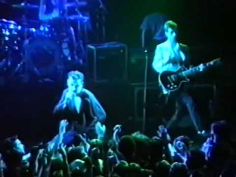 THE SMITHS QUEEN IS DEAD TOUR 1986