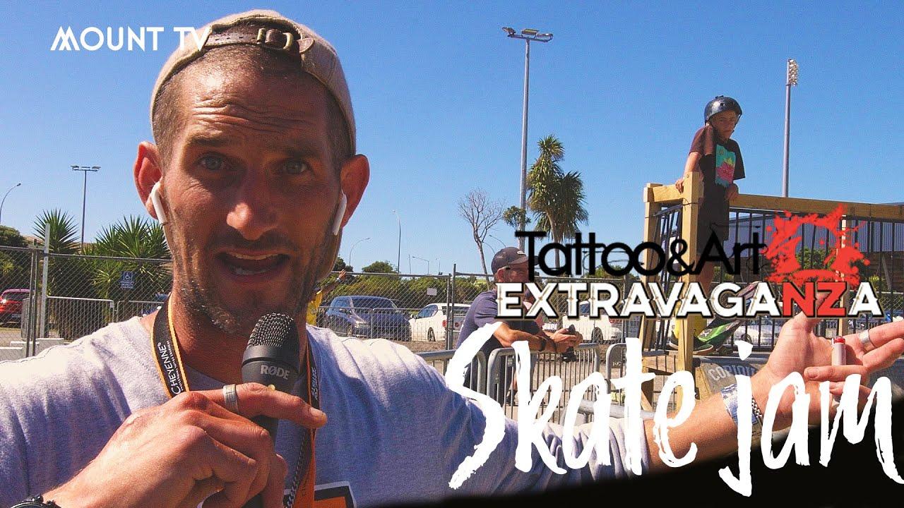 Skate Jam Tattoo & Art Extravaganza