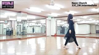 Neon Church (Dance & Count) - Linedance Video