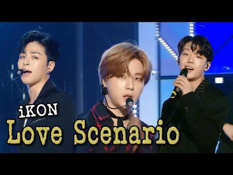 [Comeback Stage] IKON - Love Scenario, 아이콘 - 사랑을 했다 Show Music core 20180127