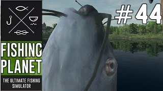 FISHING PLANET #44 - Trophäen Blauwels oder Moby Dick? || Let's Play Fishing Planet || German